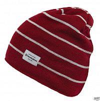 851a922fe3a01 čiapka VANS - Checkerboard Pom P - Heather Red - VXRVE66 | Rock fashion