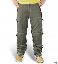 caa2c7b4c535 nohavice SURPLUS - Trekking Trouser - OLIV - 05-3595-01