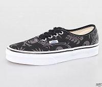 f4f2129f4f topánky dámske VANS - W Skyla - Menswear - Black - VKXK5KE