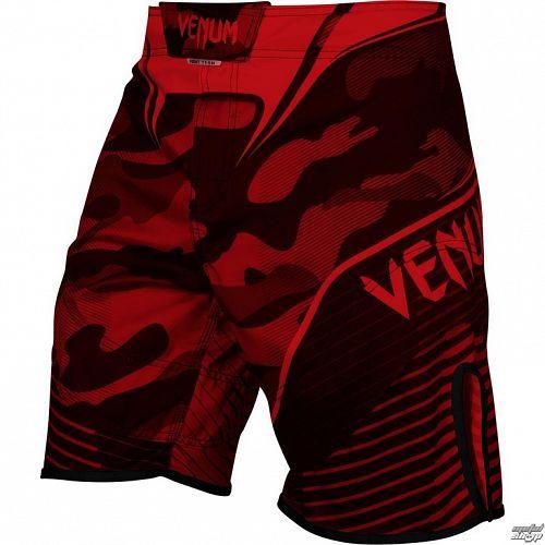 boxerské kraťasy VENUM - Camo Hero - Red / Black - VENUM-02511-207