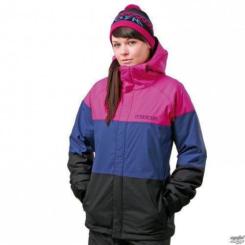 bunda dámska zimný -snb- FUNSTORM - Covile - 25 PINK