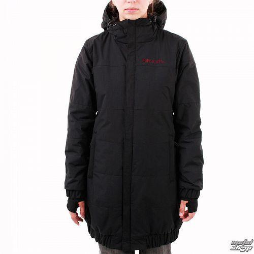 bunda -kabátik- dámska zimný FUNSTORM - Dease - 21 BLACK