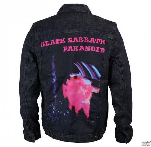 bunda pánska Black Sabbath - Paranoid - Denim - BRAVADO - 34192004