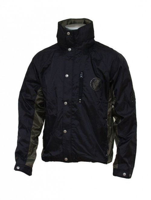 bunda pánska jarno/jesenná GRENADE - Hammer MX Jacket Motox - BLACK - GMTS0-5112