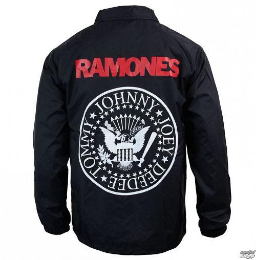 bunda pánska jarno/jesenná Ramones - Seal - BRAVADO - 95222040