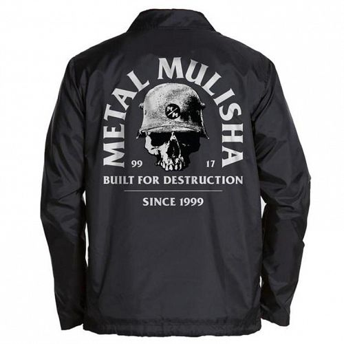 bunda pánska METAL MULISHA - BUILT - BLK - M1850204.01