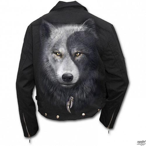 bunda pánska (sako) jarno/jesenná SPIRAL - Wolf Chi - T118M651