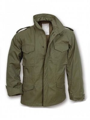 bunda SURPLUS - US Fieldjacket - OLIV - 20-3501-01