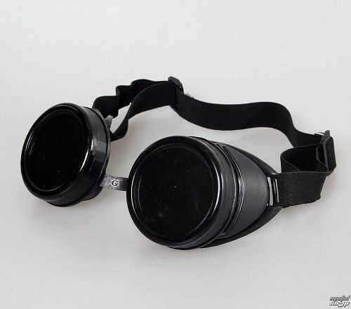 cyber okuliare POIZEN INDUSTRIES - Goggle CG2 - BLK