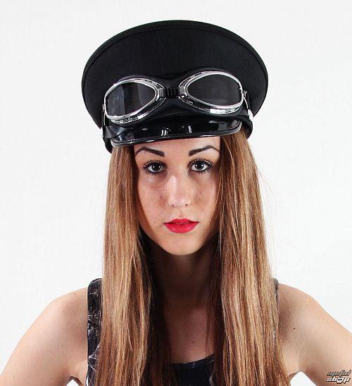 cyber okuliare POIZEN INDUSTRIES - Googgle CG4 - BLK