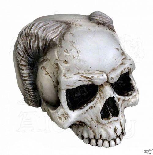 dekorácia ALCHEMY GOTHIC - Angel of Hades Skull - V23