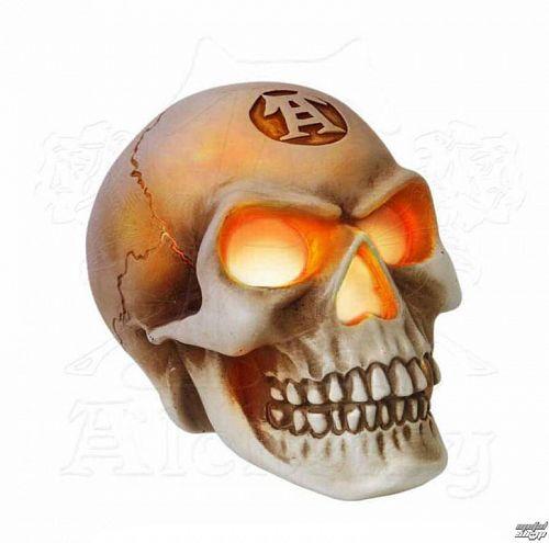 dekorácia ALCHEMY GOTHIC - LED Skull - V42