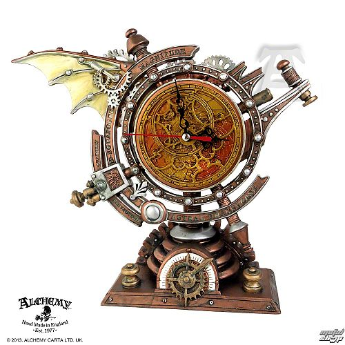 dekorácia Alchemy Gothic - The Stormgrave Chronometer - V15