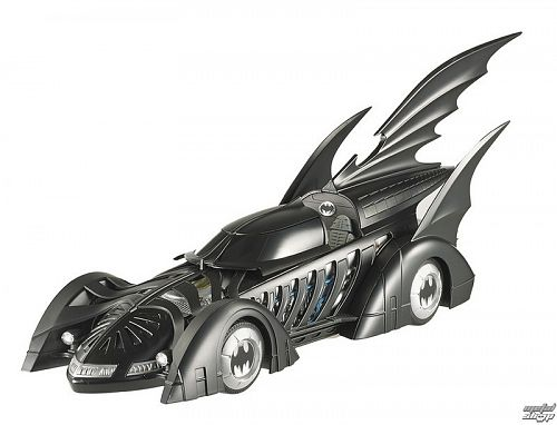 dekorácia (automobil) Batman - Forever Diecast Model 1/18 1995 Batmobile Hotwheels Elite Edition - M