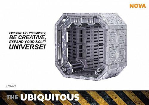 dekorácia (dioráma) ubiquitous Diorama Case for Action Obrázky Standard Edition - UB-01
