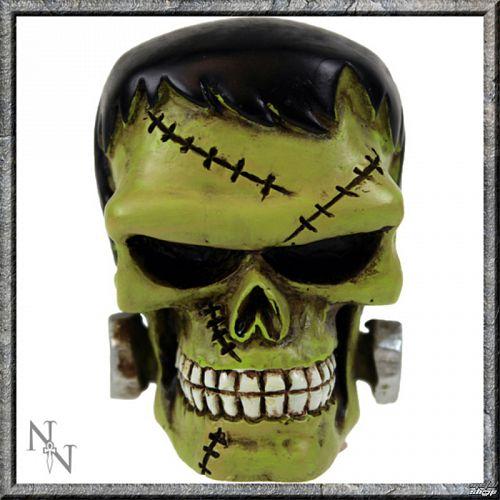 dekorácia -hlavica radiacou páky- Frankensteins Monster Gear - U0480B4
