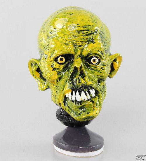 dekorácia (hlavica radiacou páky) LETHAL THREAT - Zombie Head Shift Knob - SK00019