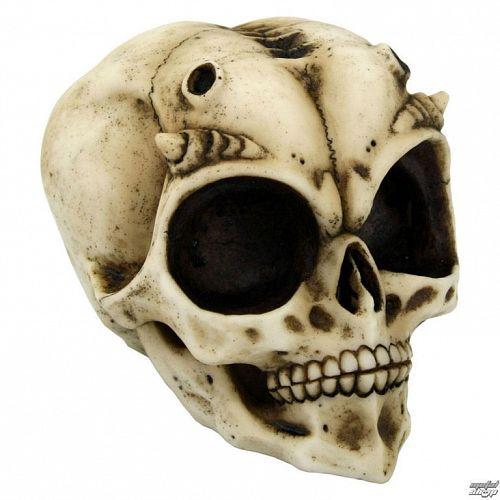 dekorácia Marťan Skull - C1148D5