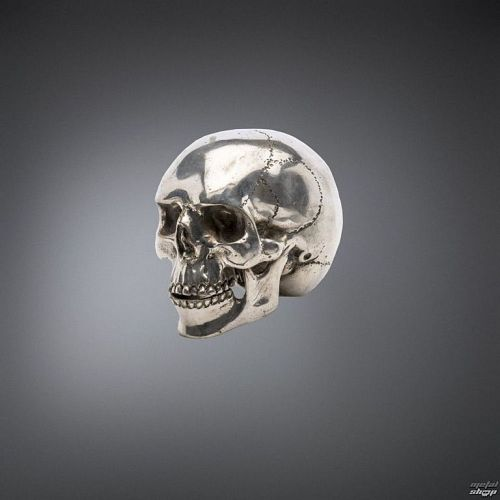 dekorácia QUEEN OF DARKNESS - Metal Skull - ATA-131/14