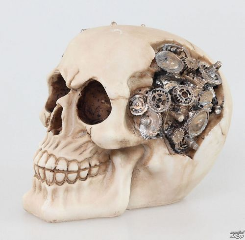 dekorácia Skull - 816-4915