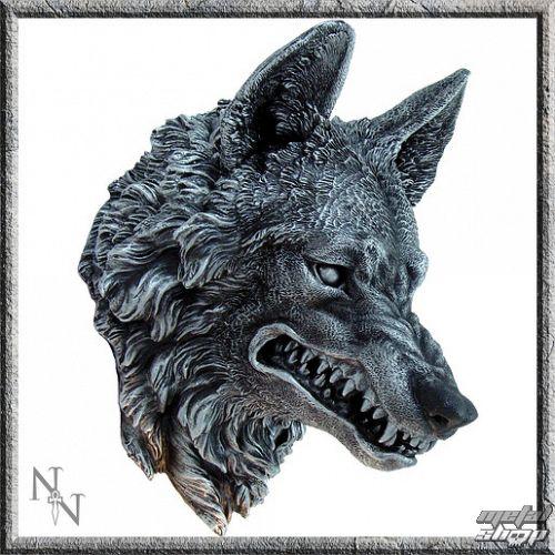 dekorácia Wolf Wall - NEM2848