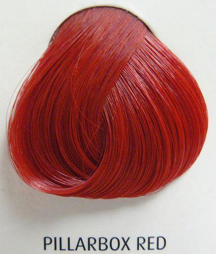 farba na vlasy DIRECTIONS - Pillarbox Red