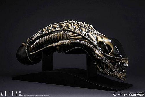 figúrka Alien - Warrior Head - CPR902729