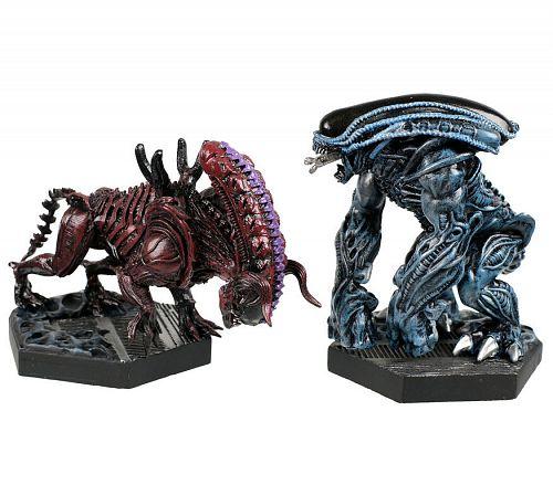 figúrka (dekorácia) Aliens - Retro - Gorilla Alien & Bull Alien - EAMOOCT172384