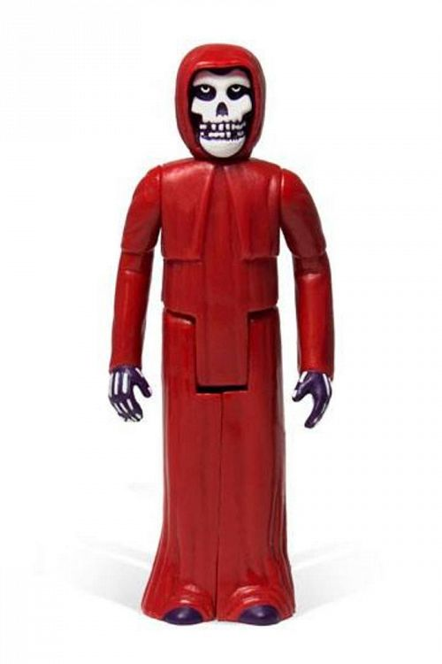 figúrka Misfits - The Fiend - Crimson Red - SUP-MSFTS-FND-CR
