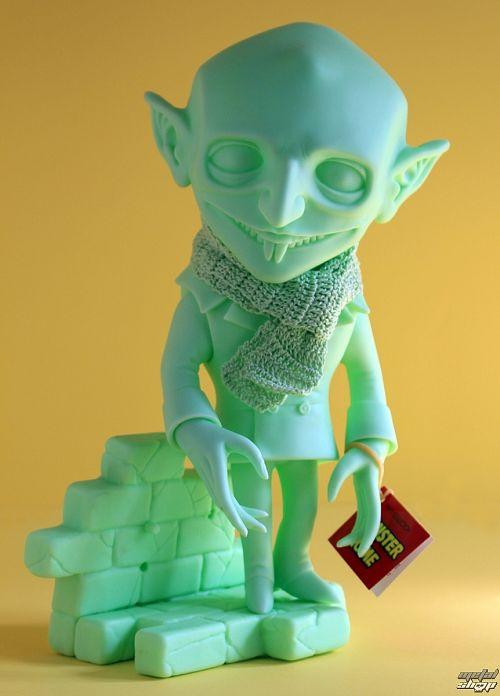 figúrka Monster Home - Uncle Nosferatu All-Green - SDAMTMOHOM002