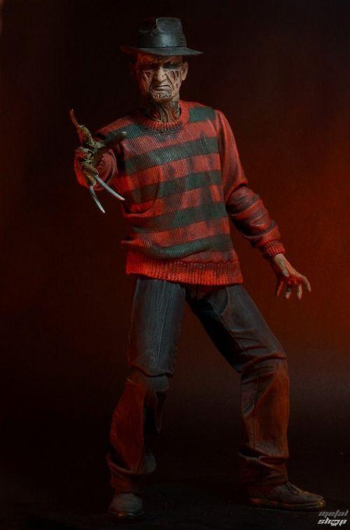 figúrka Nočné mora z Elm Street - 30th Anniversary Ultimate Freddy Krueger - NECA39759
