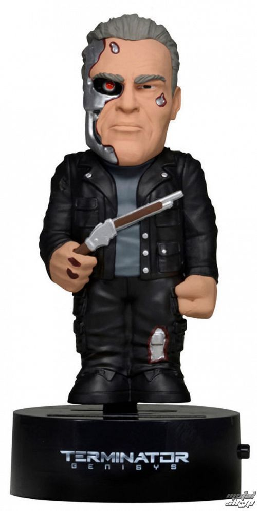 figúrka Terminator - Genisys Body Knocker Bobble-Figure T-800 - NECA42174