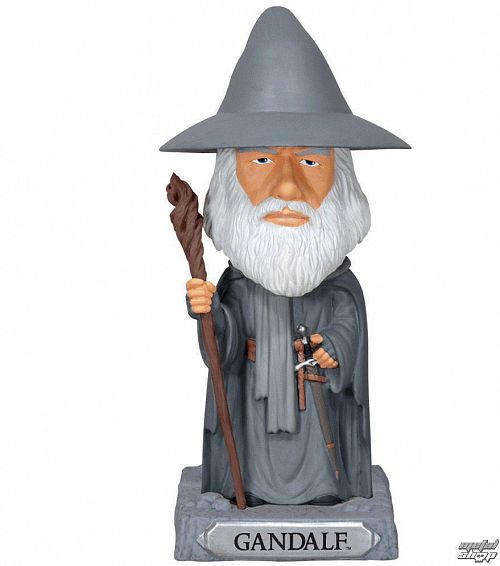 figúrka The Hobbit - Head Knocker Gandalf - JOY33959