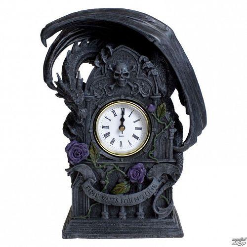 hodiny (dekorácia) Dragon Beauty - B0060A3