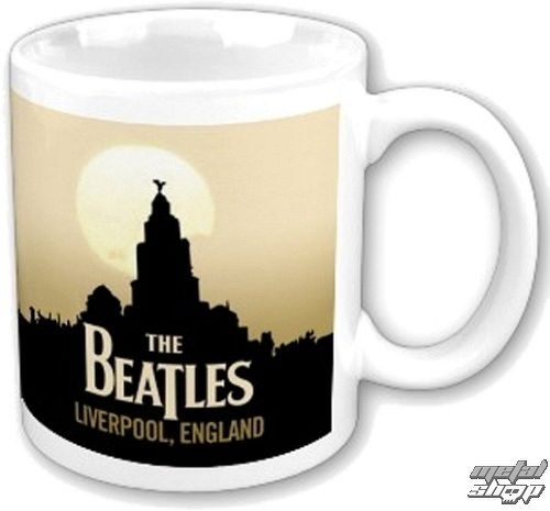 hrnček Beatles - Beatles Liverpool Boxed Mug - ROCK OFF - BEATMUG07