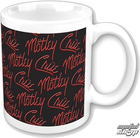 hrnček Mötley Crüe - Logos