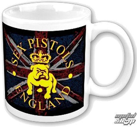hrnček Sex Pistols - Bulldog Flag Fridge Boxed Mug - ROCK OFF - SPMUG03