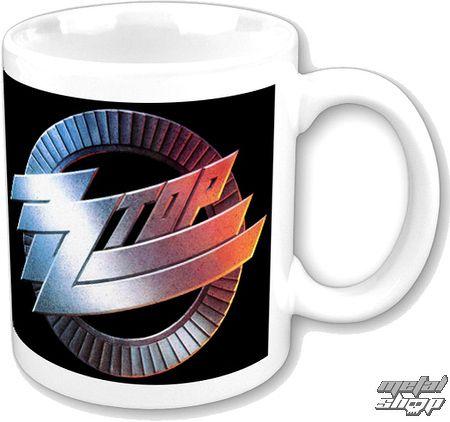 hrnček ZZ Top - ZZ Top Logo Mug - ROCK OFF - ZZMUG01