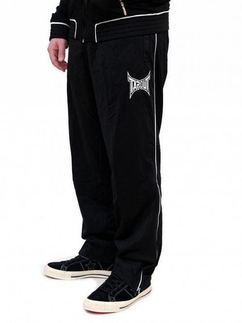 kalhoty (tepláky) pánske TAPOUT - Logo Zip - T10405
