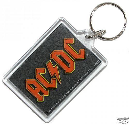 kľúčenka (prívesok) AC/DC - Logo - PYRAMID POSTERS - PK5204