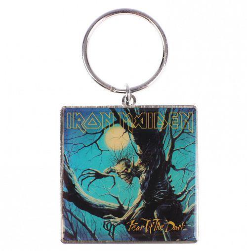kľúčenka (prívesok) Iron Maiden - Fear of the Dark - KEYIM2