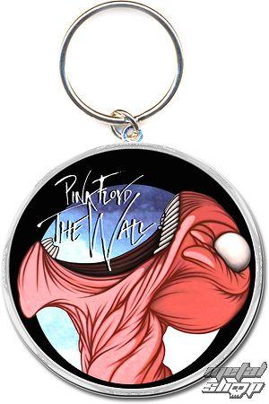 kľúčenka - prívesok Pink Floyd (Eat Head Logo) - ROCK OFF - PINKKEY04