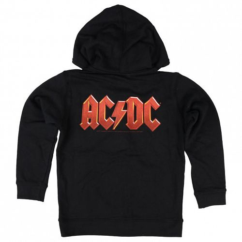 mikina detská AC/DC - Logo - Metal-Kids - 429-38-8-999