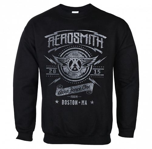 mikina pánska Aerosmith - Aero Force One - LOW FREQUENCY - AESW08017