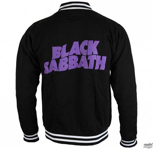 mikina pánska Black Sabbath - Wavy Logo - ROCK OFF - BSVARS01