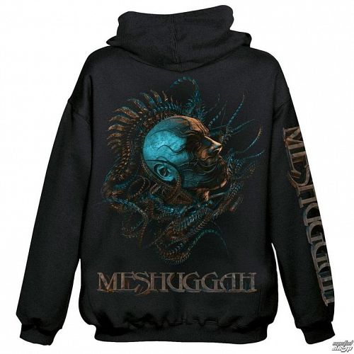 mikina pánska MESHUGGAH - Head - NUCLEAR BLAST - 2533_HZ