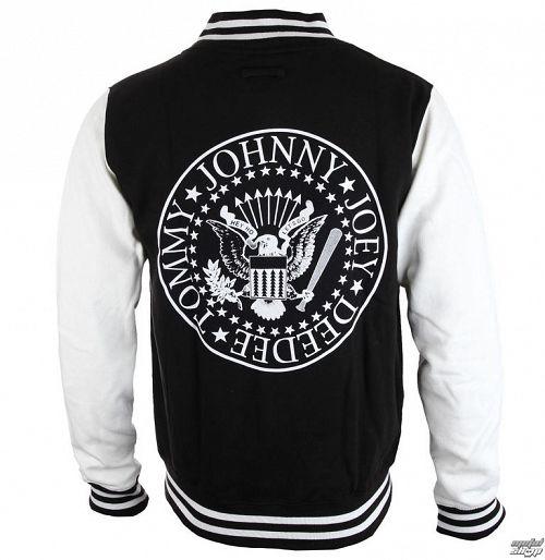 mikina pánska Ramones - Presidential Seal Varsity - ROCK OFF - RAVARS01