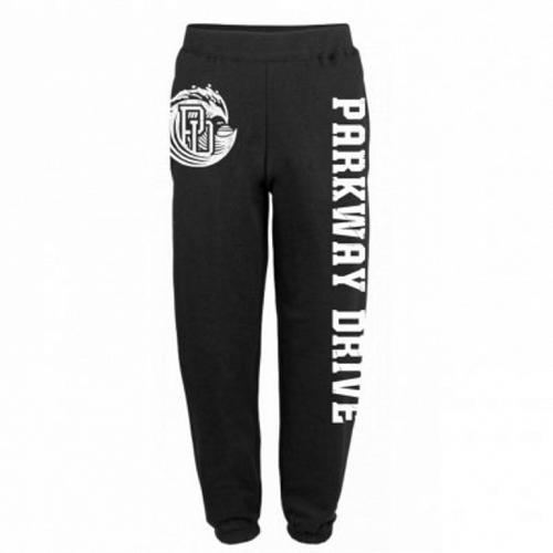 nohavice pánske (tepláky) Parkway Drive - Vice Sweatpants - Black - KINGS ROAD - 20111966