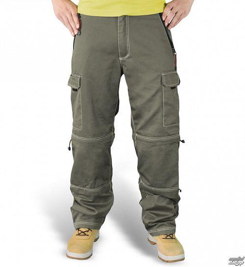 nohavice SURPLUS - Trekking Trouser - OLIV - 05-3595-01