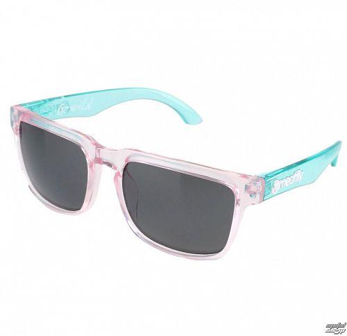 okuliare slnečné Meatfly - Class B – Pink Blue - MEAT090